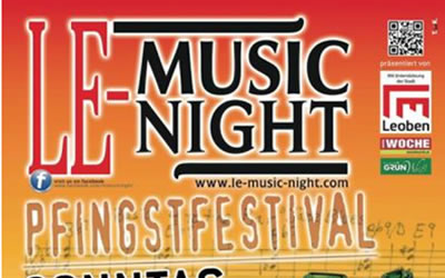 LE Music Night – Kombiangebot